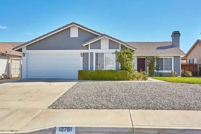 12751 Paso Robles Drive, Victorville, CA 92392 - #: 506402