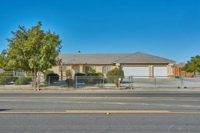 15230 Navajo Road, Apple Valley, CA 92307 - MLS#: 506516