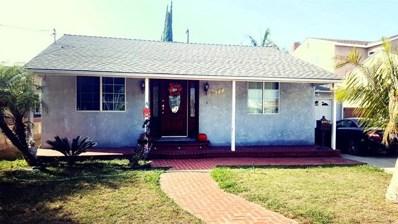 7322 Adwen Street, Downey, CA 90241 - MLS#: 506538