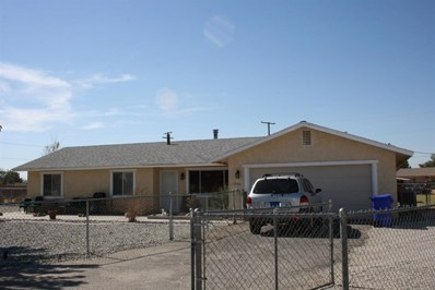 22195 Tajanta Court, Apple Valley, CA 92307 - MLS#: 506542