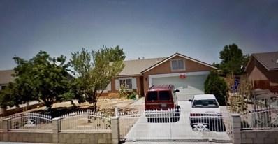17818 stevens Street, Adelanto, CA 92301 - MLS#: 506547