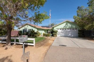22402 Gold Bar Court, Apple Valley, CA 92307 - MLS#: 506579