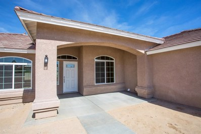 11341 Seventh Avenue, Hesperia, CA 92345 - #: 506712