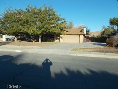 13397 Deerwood Road, Apple Valley, CA 92308 - MLS#: 506794