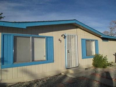 21621 Sandia Road UNIT 62, Apple Valley, CA 92308 - #: 506812