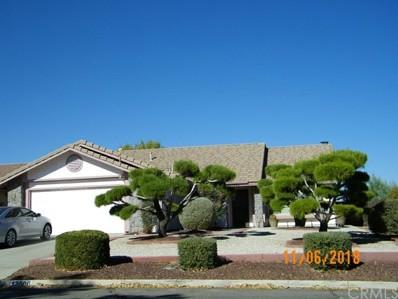 13606 Buena Vista Drive, Hesperia, CA 92344 - MLS#: 506904