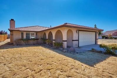 18625 Kalin Ranch Drive, Victorville, CA 92395 - MLS#: 506913