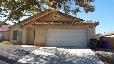 14628 Sage Lane, Adelanto, CA 92301 - MLS#: 507045