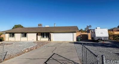 12787 Running Deer Road, Apple Valley, CA 92308 - MLS#: 507186