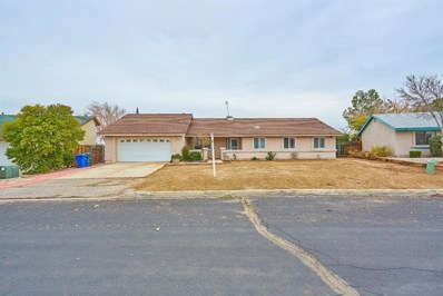 13935 Wagon Wheel Drive, Victorville, CA 92392 - MLS#: 507250