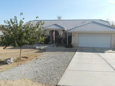 18051 Birch Street, Hesperia, CA 92345 - #: 507366