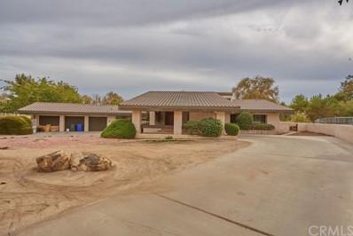 19827 Symeron Road, Apple Valley, CA 92307 - MLS#: 507486