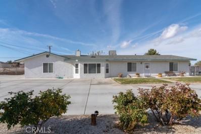 19260 Glendale Court, Hesperia, CA 92345 - MLS#: 507671