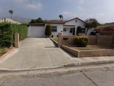 276 E 48th Street, San Bernardino, CA 92404 - MLS#: 507682