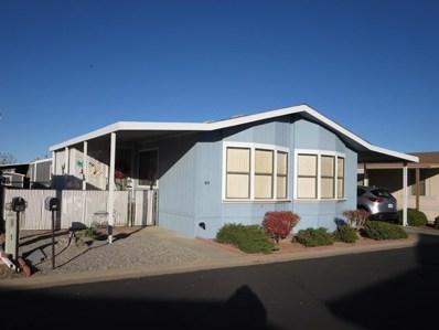 9161 Santa Fe Avenue UNIT 49, Hesperia, CA 92345 - MLS#: 507772