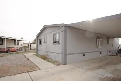22020 Nisqually Road UNIT 40, Apple Valley, CA 92308 - MLS#: 507821