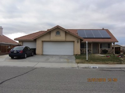 15508 Amber Pointe Drive, Victorville, CA 92394 - MLS#: 507832