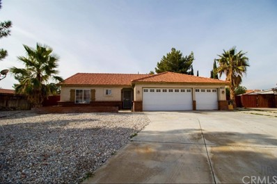 11048 Tamarisk Road, Adelanto, CA 92301 - MLS#: 507873