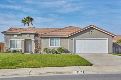 2474 N Smoketree Avenue, Rialto, CA 92377 - MLS#: 508040