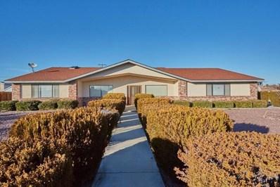 20196 Sahale Road, Apple Valley, CA 92307 - MLS#: 508174