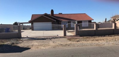 11974 Omak Road, Apple Valley, CA 92308 - #: 508361