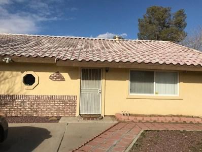 16288 Smoke Tree Street, Hesperia, CA 92345 - MLS#: 508440