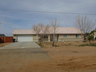 14976 Nanticoke Road, Apple Valley, CA 92307 - #: 508519