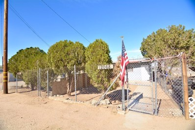 12056 Bartlett Avenue, Adelanto, CA 92301 - MLS#: 508527