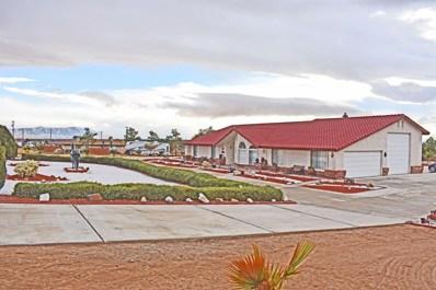 16938 Century Plant Road, Apple Valley, CA 92307 - MLS#: 508852
