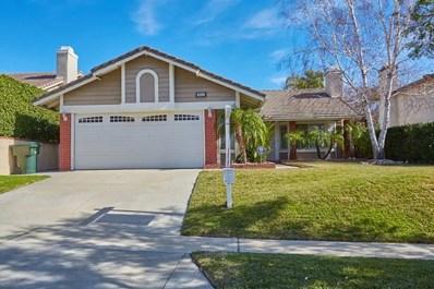 6369 Barsac Place, Rancho Cucamonga, CA 91737 - MLS#: 508870