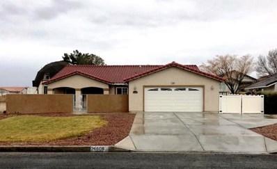 26608 Cumberland Lane, Helendale, CA 92342 - #: 508884