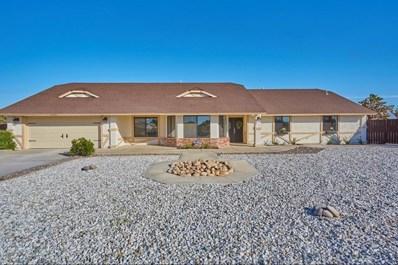 13551 Quapaw Court, Apple Valley, CA 92308 - #: 508906