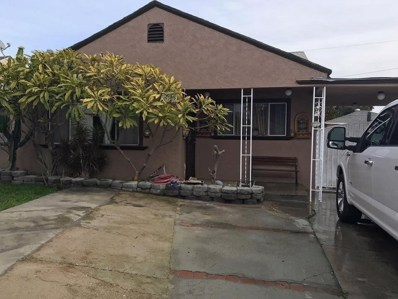 10760 Standard Avenue, Lynwood, CA 90262 - MLS#: 509010