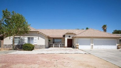 13135 Paraiso Road, Apple Valley, CA 92308 - MLS#: 509229
