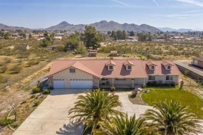 16041 Monache Road, Apple Valley, CA 92307 - #: 509249