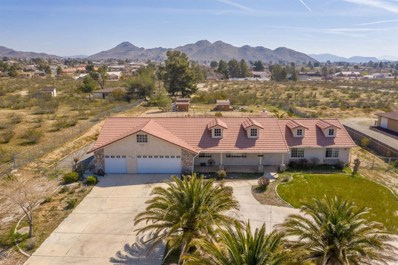 16041 Monache Road, Apple Valley, CA 92307 - #: 509249