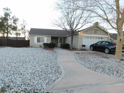 17780 Carson Circle, Adelanto, CA 92301 - MLS#: 509273