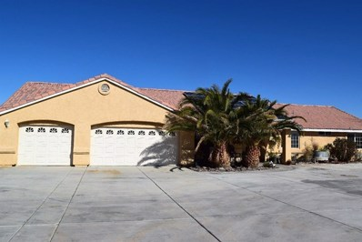 12747 Tate Court, Apple Valley, CA 92308 - MLS#: 509345