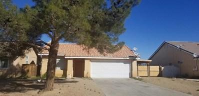 11824 Dana Drive, Adelanto, CA 92301 - MLS#: 509396