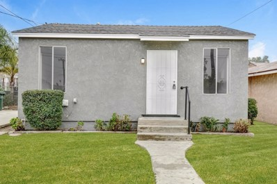 8615 Cypress Avenue, Fontana, CA 92335 - MLS#: 509480