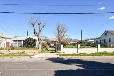 11112 Norris Avenue, Pacoima, CA 91331 - MLS#: 509732