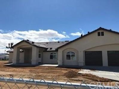 16457 Mesa Street, Hesperia, CA 92345 - #: 510173