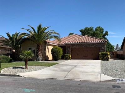 17886 Sunburst Road, Victorville, CA 92395 - MLS#: 510293