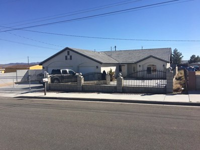1221 Oasis Drive, Barstow, CA 92311 - MLS#: 510423