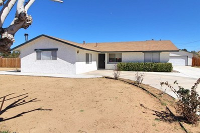 14205 Havasu Road, Apple Valley, CA 92307 - #: 510726