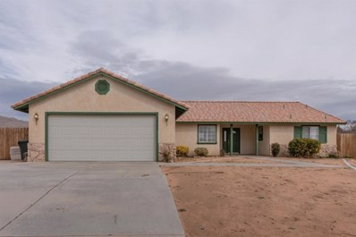 16133 Pauhaska Road, Apple Valley, CA 92307 - #: 510913