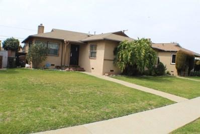 10933 S Hobart Boulevard, Los Angeles, CA 90047 - MLS#: 511224