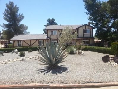 18923 Symeron Road, Apple Valley, CA 92307 - #: 511303