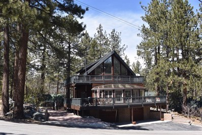 1018 Partridge Road, Wrightwood, CA 92397 - MLS#: 511526