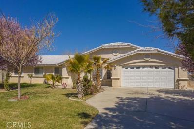 16318 Sitting Bull Street, Victorville, CA 92395 - MLS#: 511626